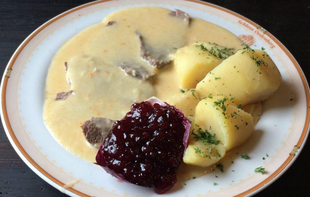 Tafelspitz, Krenfleisch